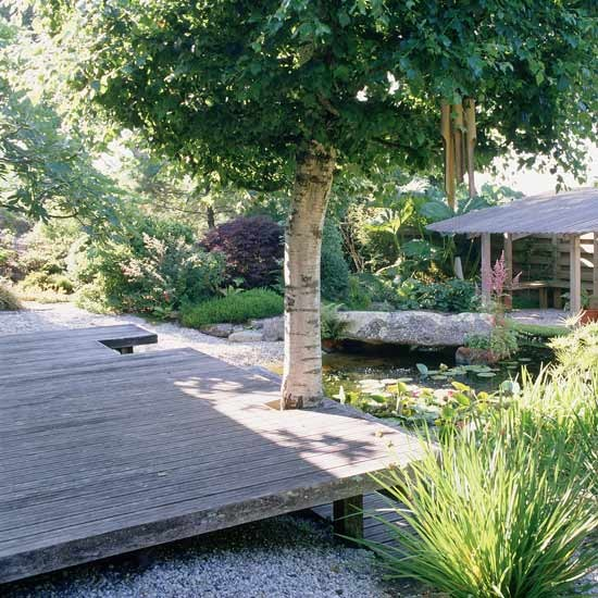 7-design-ideas-for-garden-decking-Build-deck-platforms | Home ...