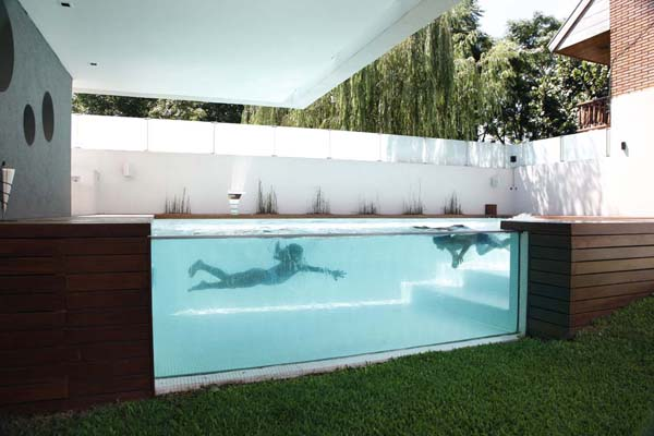 1 modern swimming pool design Modern Swimming Pool Design