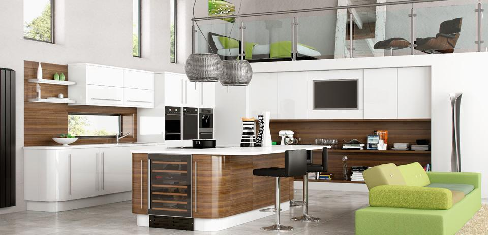 Kitchen home interior design kitchen and bathroom for Different kitchen designs
