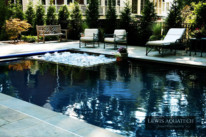 Amazing Swimming Pools At Outdoor Space