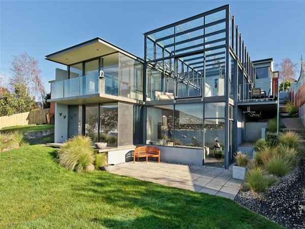 4 glass house by maria gigney Glass House by Maria Gigney