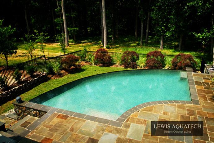 small pools for small yards pool design ideas pictures