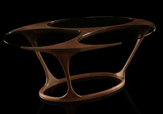 3 geometric design table by paco camus Geometric Design Table By Paco Camus