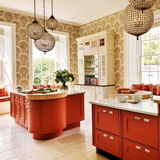 7 colour schemes ideas for kitchen Terracotta kitchen Colour Schemes Ideas for Kitchen
