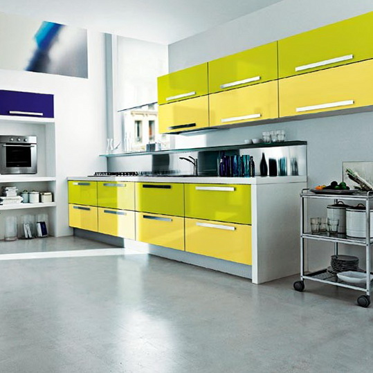 9 colour schemes ideas for kitchen Lime kitchen Colour Schemes Ideas for Kitchen