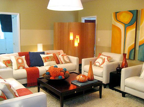 living room design ideas with modern rug trends home design
