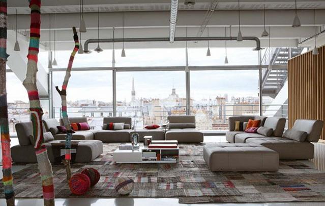 1 living room inspiration modern sofas Living Room Inspiration: Modern Sofas
