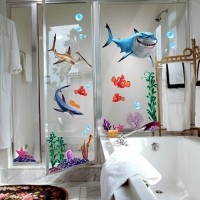 Ocean Stickers for your Bathroom