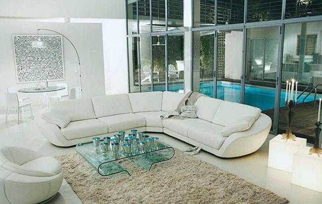 12 living room inspiration modern sofas Living Room Inspiration: Modern Sofas