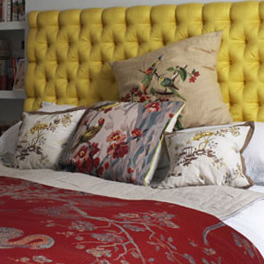 2 colourful bedrooms modern design Colourful Bedrooms   Modern Design