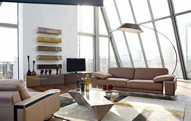 3 living room inspiration modern sofas Living Room Inspiration: Modern Sofas
