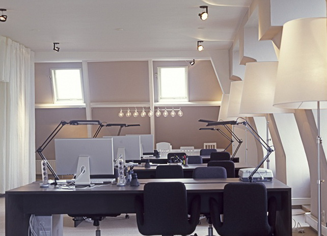 4 office interior decorating ideas by uxus Office Interior Decorating Ideas by UXUS