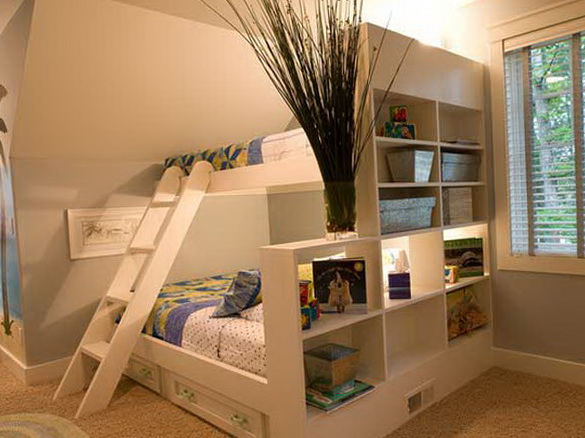 4-space-saving-bunk-beds-ideas | Home Interior Design, Kitchen and ...