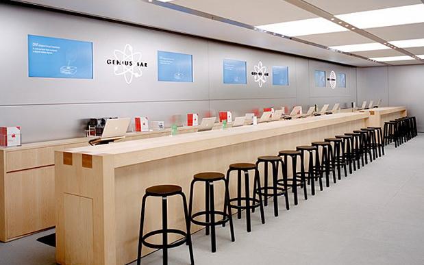 apple store genius bar montreal