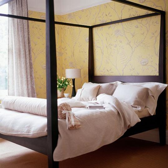 6 bedroom ideas wallpapers Add contrast Bedroom Ideas   Wallpapers