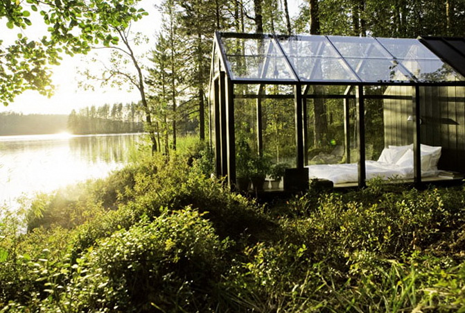 Cool Greenhouse Ideas