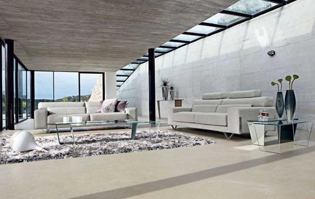 6 living room inspiration modern sofas Living Room Inspiration: Modern Sofas