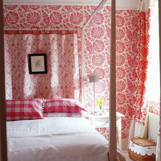 8 bedroom ideas wallpapers Decorate with single colour Bedroom Ideas   Wallpapers