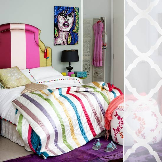 8 colourful bedrooms modern design Rainbow style Colourful Bedrooms   Modern Design