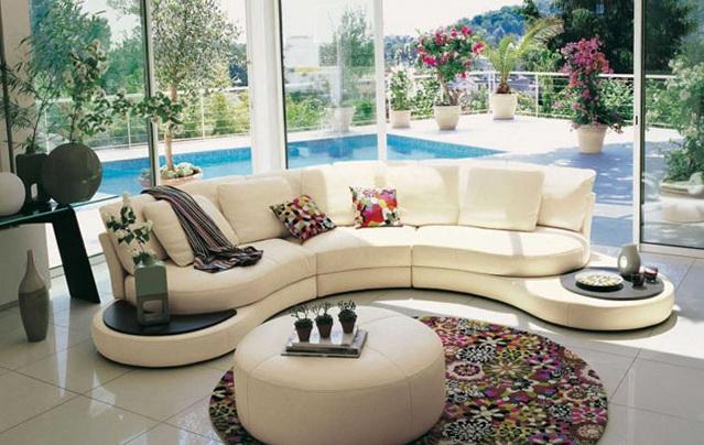 9 living room inspiration modern sofas Living Room Inspiration: Modern Sofas