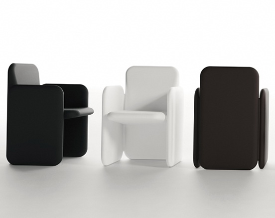 1 minimal chair by stefan diez Minimal Chair by Stefan Diez