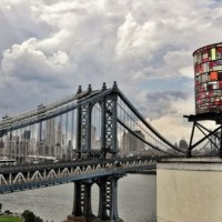 Water Tower By Tom Fruin