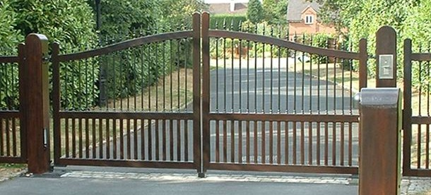 Electric House Gates Design Pictures