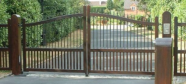 House Gate Design