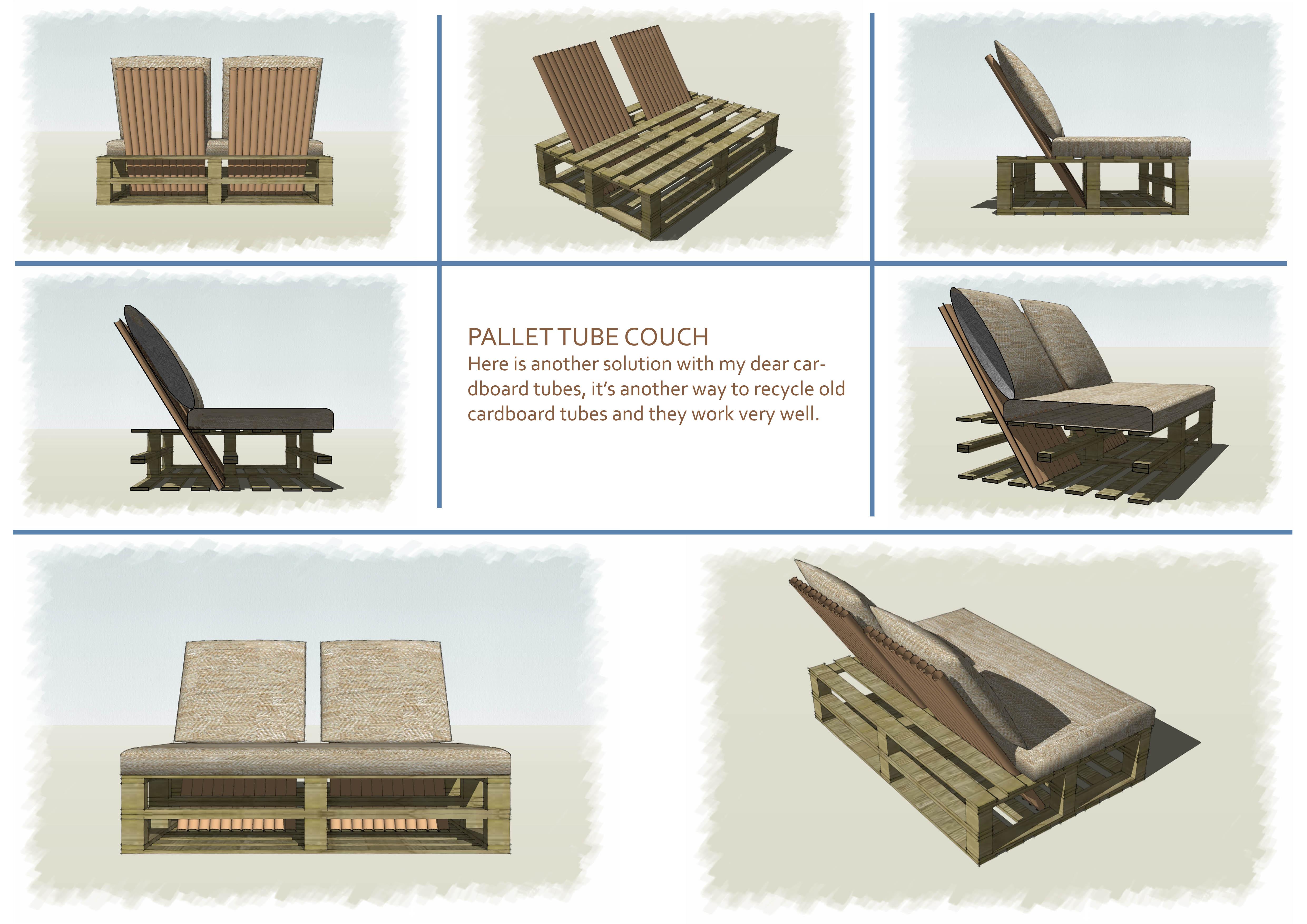 Pallet bedroom furniture plans - Pallet Bedroom Furniture Plans 70