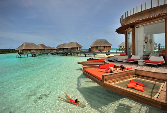 1 exclusive resort in maldives Exclusive Resort in Maldives