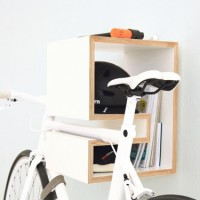Bicycle Storage Solution by Mikili