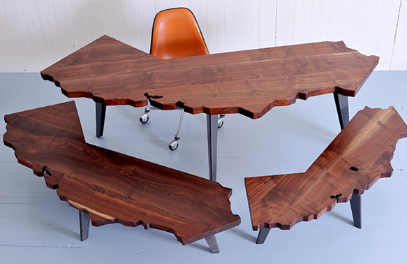Wood Furniture by J.Rusten