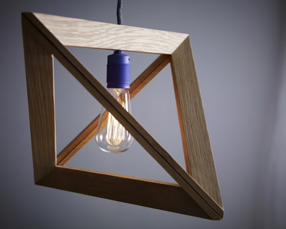 5 wood pendant lamps by herr mandel Wood Pendant Lamps by Herr Mandel