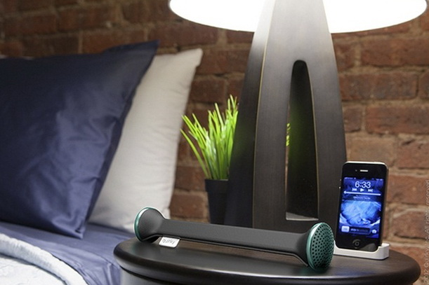 1 helix speakers by quirky Helix Speakers by Quirky