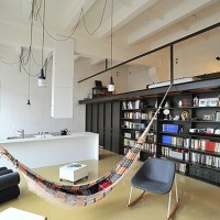 Loft Apartment in Vilnius