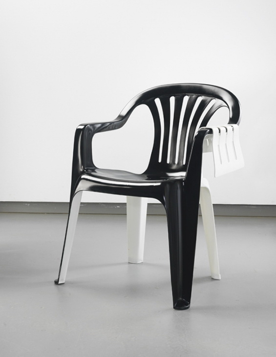 1 monobloc chair by bert loschner Monobloc Chair by Bert Loschner