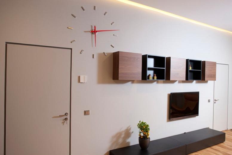 """Квартира-студия в Риге от дизайнера Ericа Carlson """" Азбука штор - Шторы Жалюзи Дизайн интерьера."""