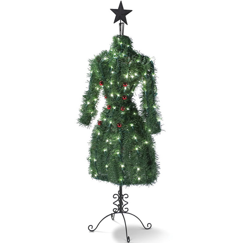 1 fashionable christmas tree Fashionable Christmas Tree
