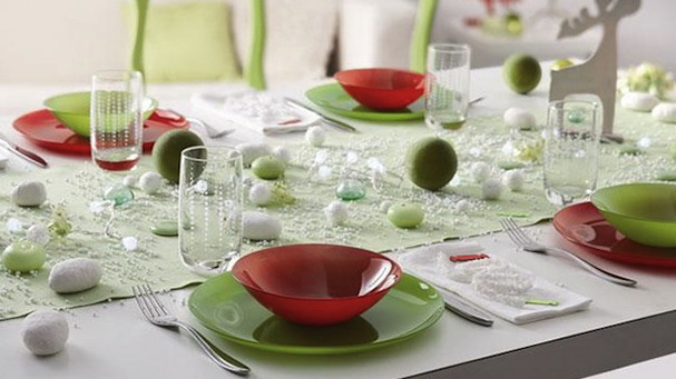 Stylish Table Ideas for Christmas