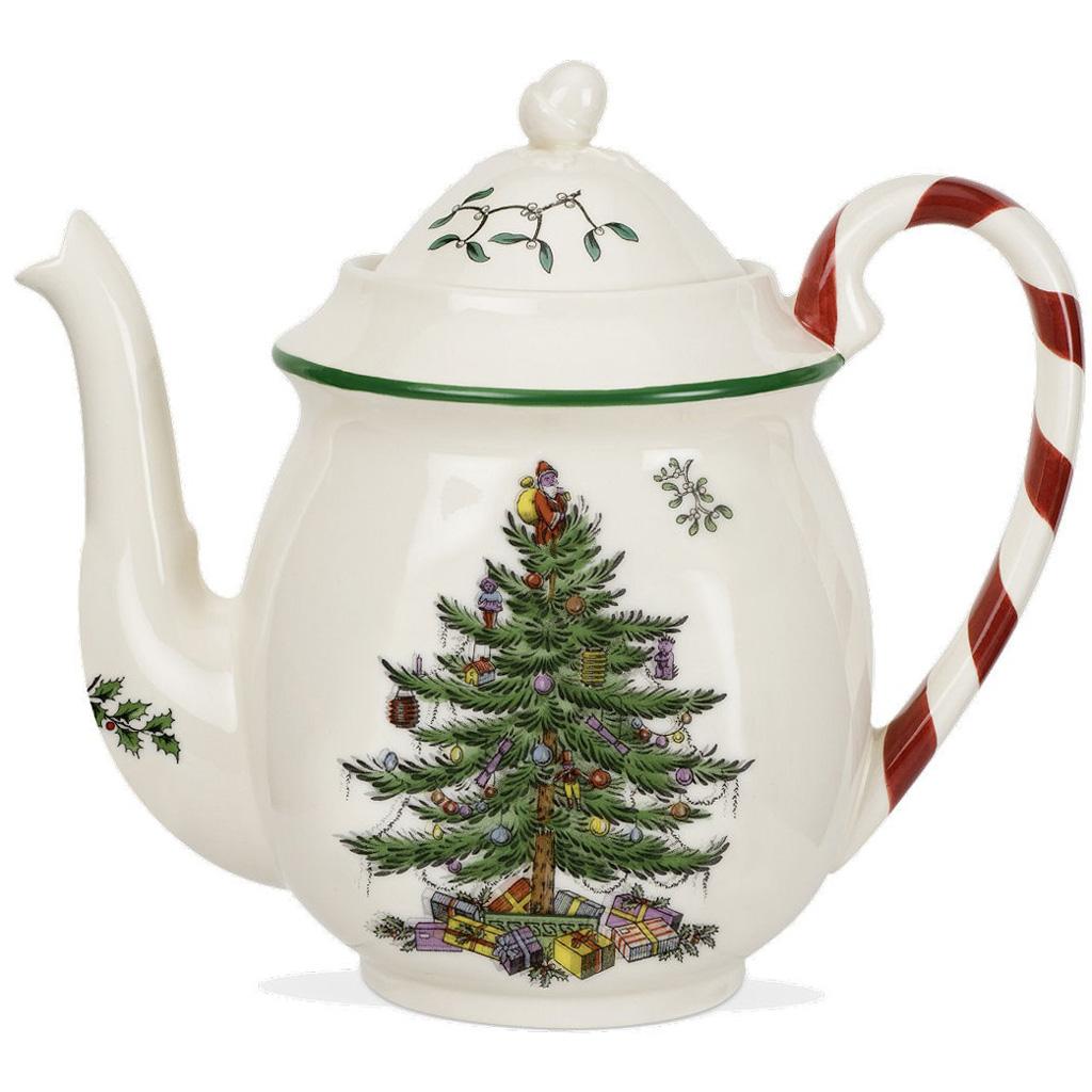 Чайник  Spode  Christmas  Tree  1404X  купить  в  интернет-магазине,  цена