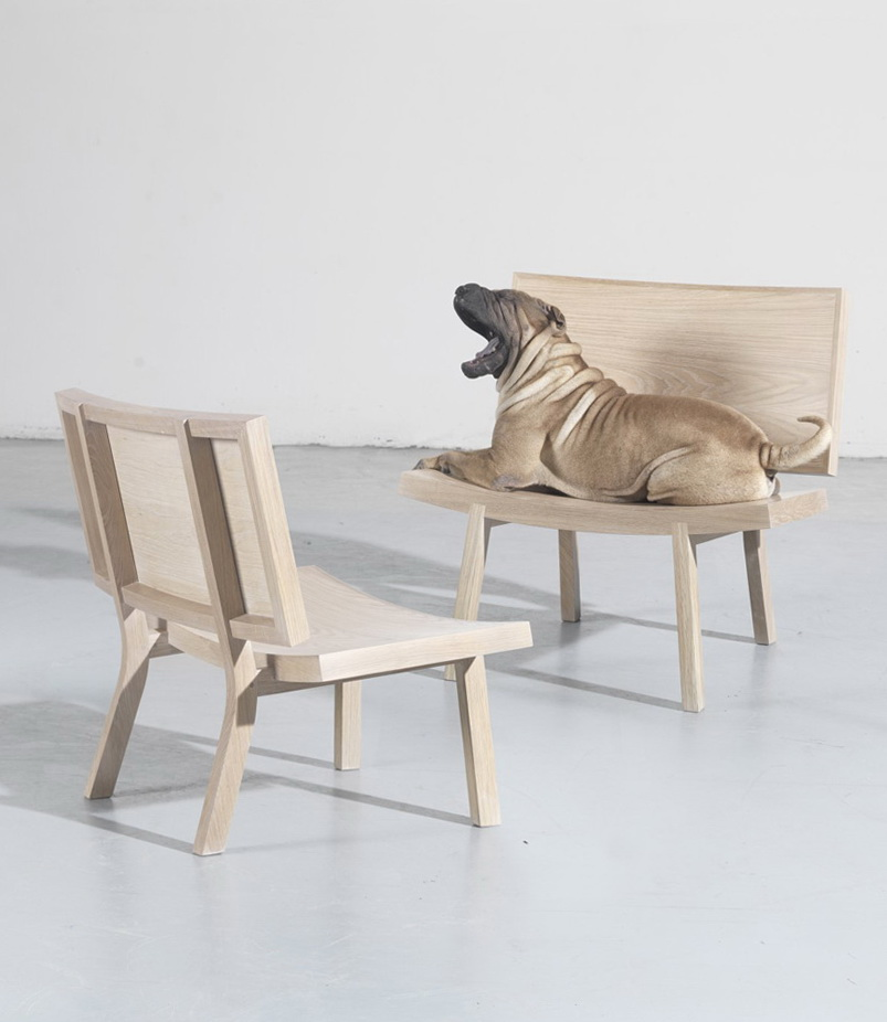 1 lounge chair by goncalo campos Lounge Chair by Goncalo Campos