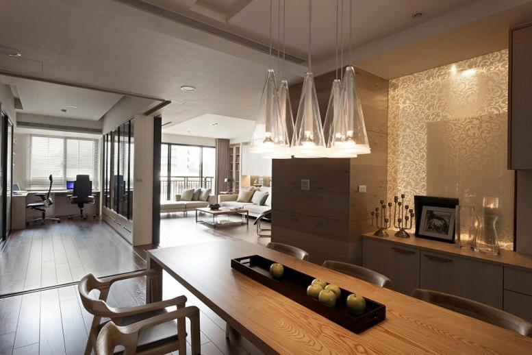 Современный дизайн квартир и домов фото