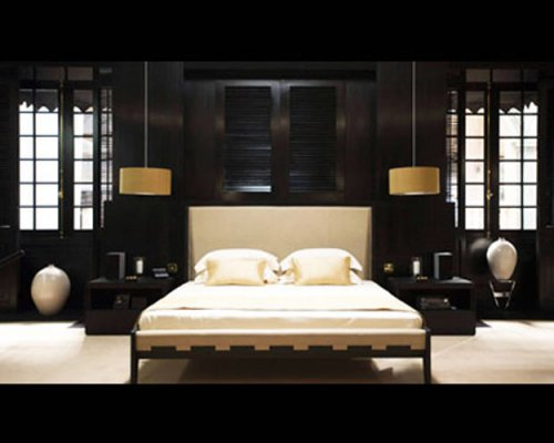 James Bond bedroom 7 Bedrooms of the Rich and Famous