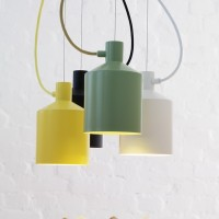Silo Lamp by Note Design Studio