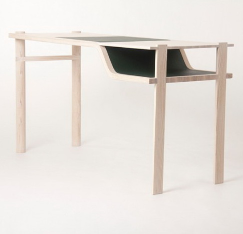 1 desk by frida forsman Desk by Frida Forsman