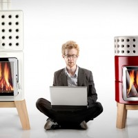 Stylish Stack Stoves