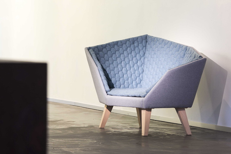 3 modern furniture Frigg Sofa by Marianne Kleis