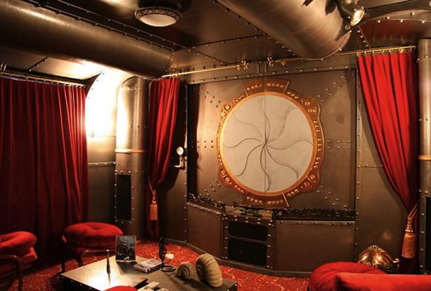 steampunk interior design ideas memes