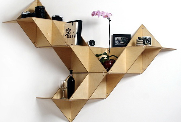 T.Shelf Modular System by J1 Studio