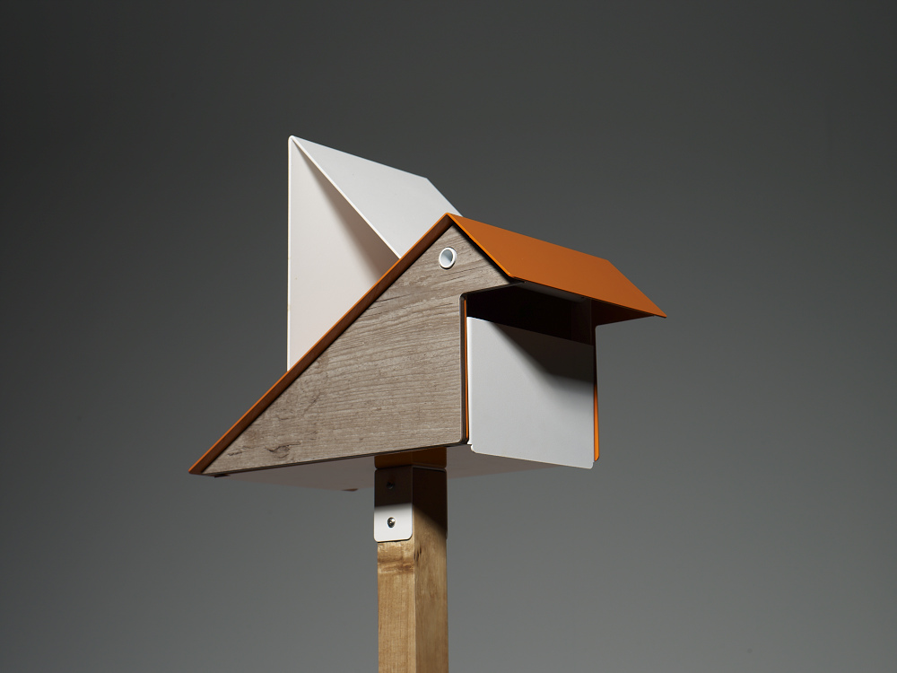 Koo Koo Mail Box by Playso | Home Interior Design, Kitchen and ...